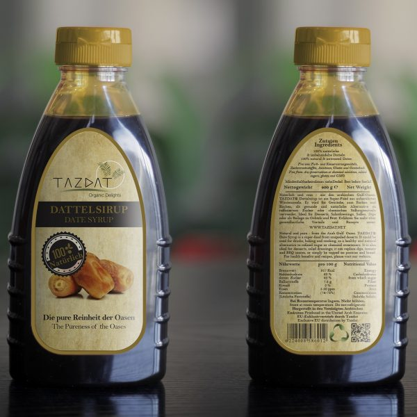 Tazdat Date Syrup
