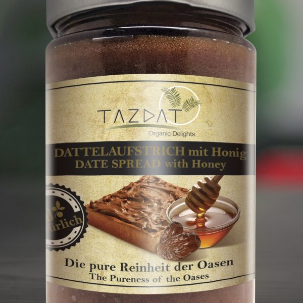Tazdat Date Spread With Honey